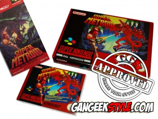 Super Metroid – Super Famicom