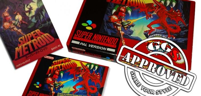 Super Metroid – Super Famicom