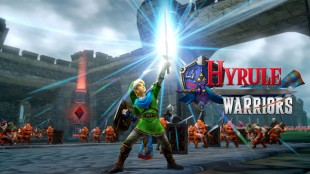 Hyrule Warriors – Wii U