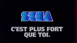 Publicités Sega, plus fortes que tout ! AAAh ! (Partie 1)