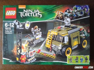 Van Ninja Turtles