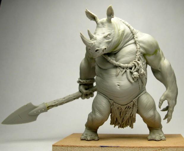 Rhinotaure_resine_s
