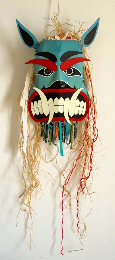 masque Graouu s