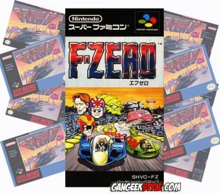 F-Zero – Super Famicom