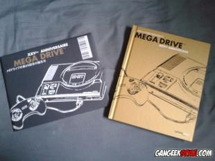 Megadrive XXVème anniversaire (Geeks Line), simple traduction FR?