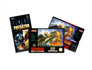Alien vs Predator – Super Nintendo