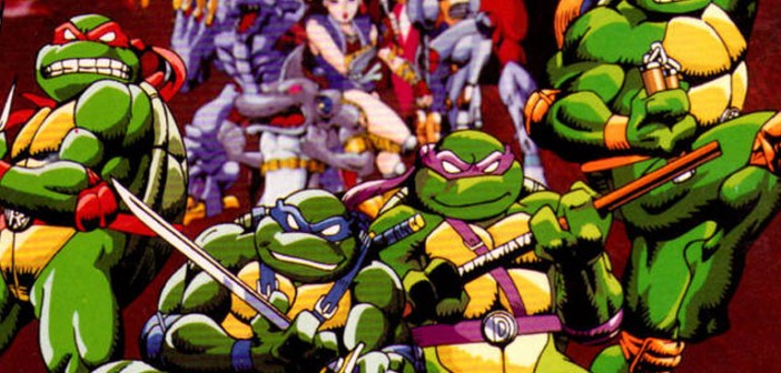 Teenage Mutant Ninja Turtles : Tournament Fighters