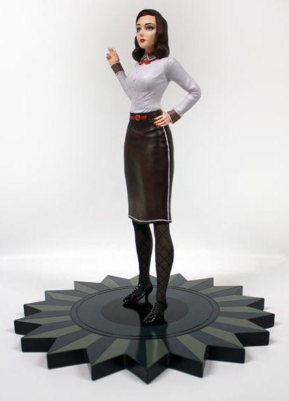 Bioshock-infinite-Elizabeth-noire