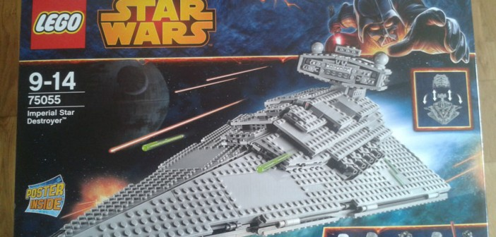 Lego Star Wars : Imperial Star Destroyer