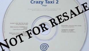 Les jeux Dreamcast promotionnels (white disc et compagnie)