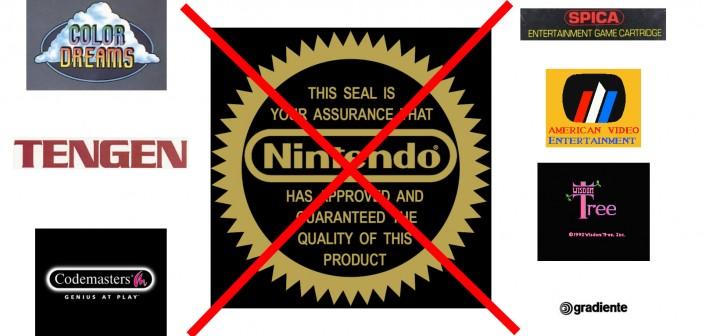 Les jeux Nes non licenciés