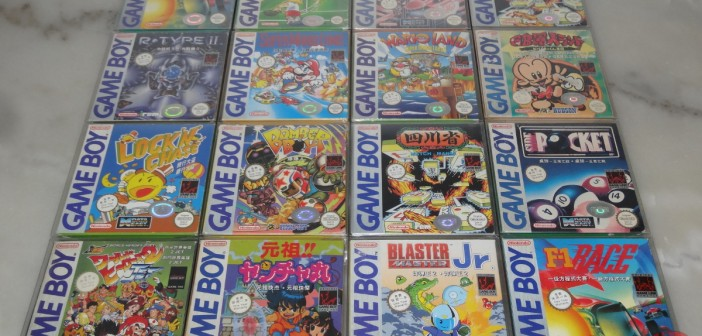 Collectionner le Game Boy… chinois ! Le Fullset GB CHN