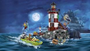 Lego Scooby-Doo : le phare hanté