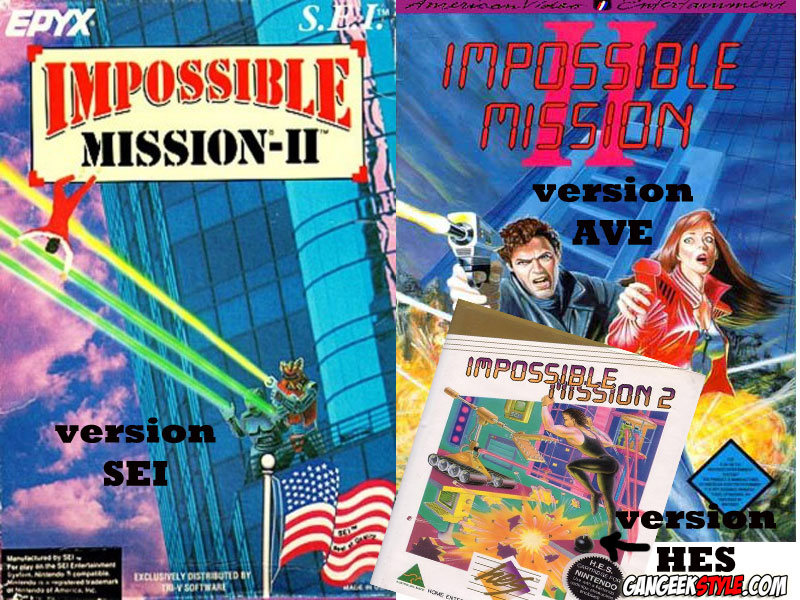impossible-mission-ii-nes-alternative-covers