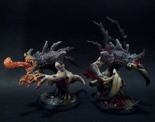 Comment aimanter ses Warbeasts Legion of Everblight