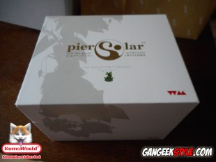 Unboxing Pier Solar edition collector dreamcast