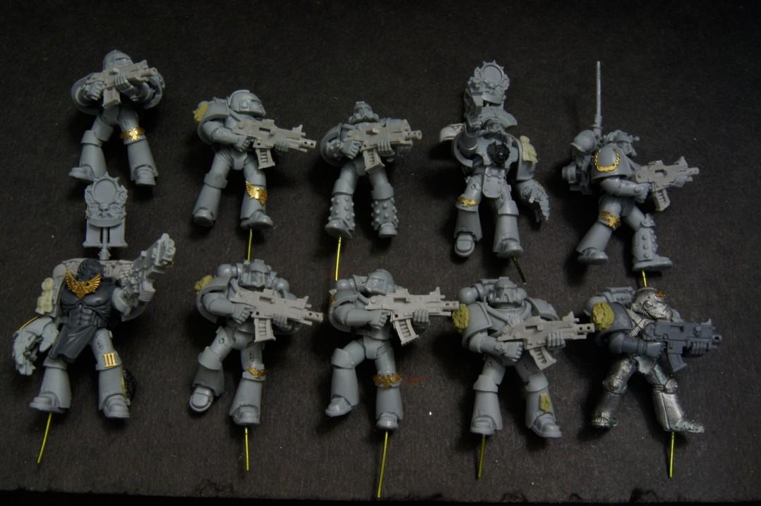 Space Marines WIP