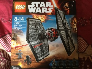 First Order Special Forces TIE Fighter – Lego Star Wars