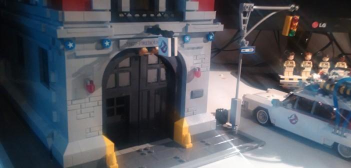 QG Ghostbusters Lego