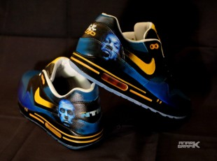 Nike Air Max One custom NTM by Anark Grafik