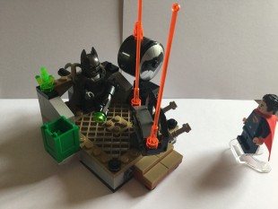 Lego Batman VS Superman – le combat des héros