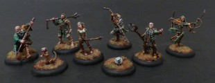 Guild Ball : Fisherman's Guild