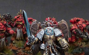 Blood Angel : Psyker et escouades tactiques
