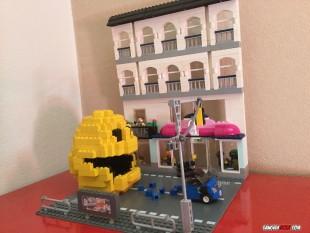 Lego Pacman PIXELS [MOC]
