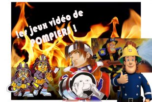 Les jeux vidéo de pompier
