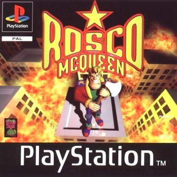 rosco mc queen ps1 pompier