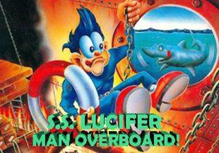 Man Overboard ! – Megadrive