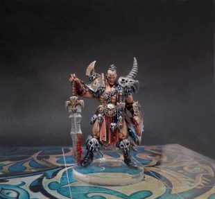 Warhammer Quest partie 6 : Darkoath Chieftain