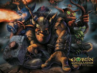 Goblin Commander – Unleash the Horde – Gamecube