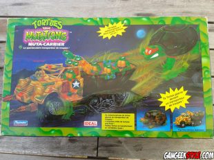 camion Muta-carrier – Tortues Ninja Mutations (1992)