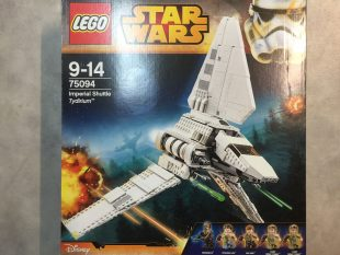 Imperial Shuttle Tydirium – Lego Star Wars 75094