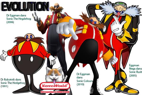 eggman-evolution