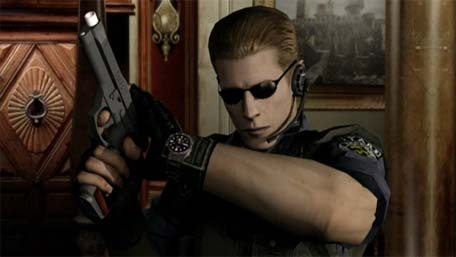 méchants wesker