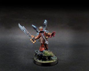 Inquisimunda militia : Assassin.