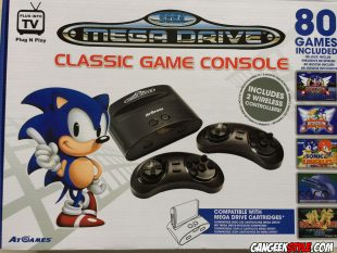 Sega Megadrive ATGames