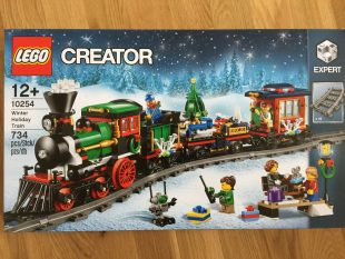 Le train de Noël – Lego 10254