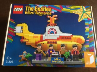 Lego Beatles – Yellow Submarine