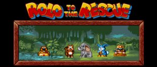 Rolo to the rescue – Megadrive