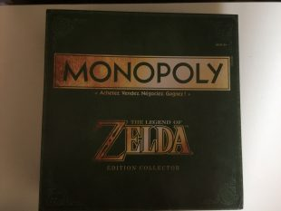 Monopoly Zelda – édition collector