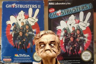 Ghostbusters II VS. New Ghostbusters II sur Nintendo