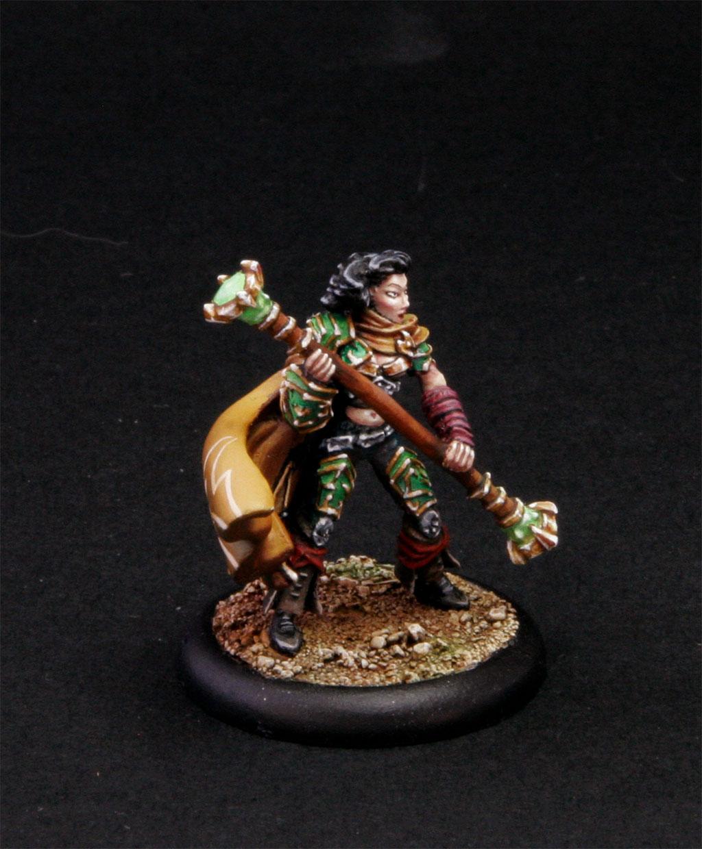 pKaya, warlock de la boite de base Hordes MK2