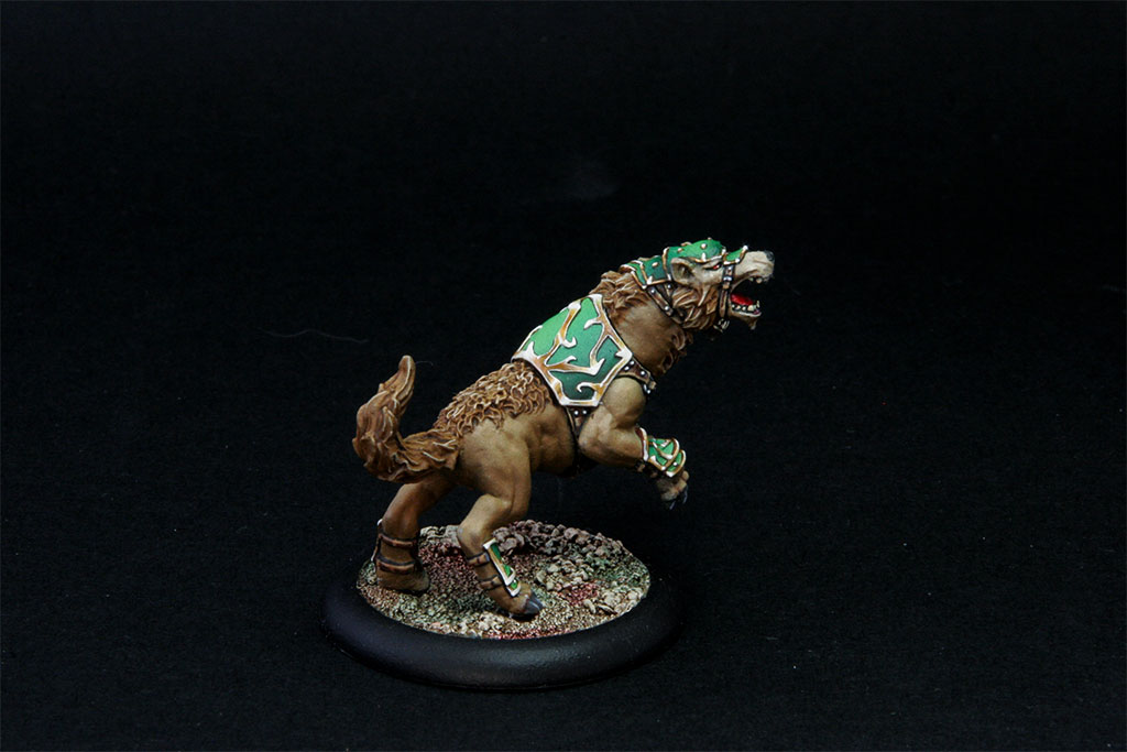 Wild Argus, bête légère Orboros