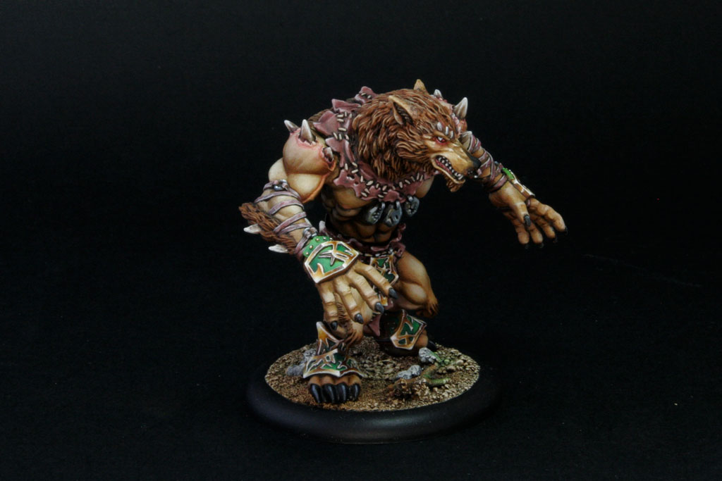 le Feral, Heavy Warbeast Orboros