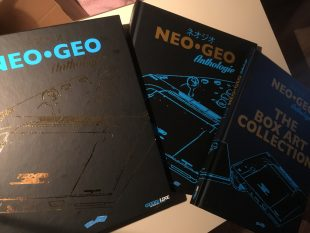 Anthologie Neo Geo – Geeks Line