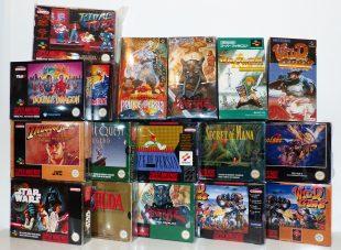 La ludothèque d'Ivankaiser partie 3 : la Super Nintendo et la Super Famicom