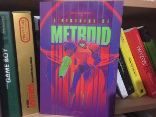 L'histoire de Metroid – Christophe Mallet